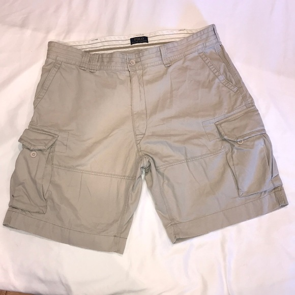 Polo by Ralph Lauren Other - Polo Ralph Lauren Khaki Cargo Shorts 40